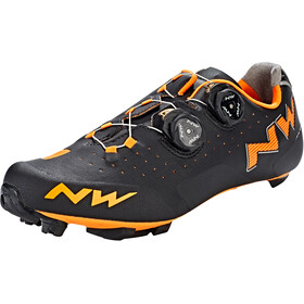 Northwave Rebel Shoes Herren black/orange